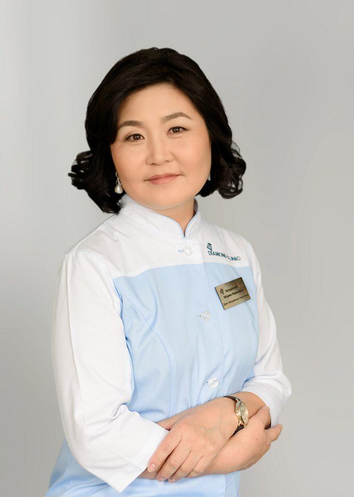 Богданова Мария Ивановна врач-стоматолог-терапевт