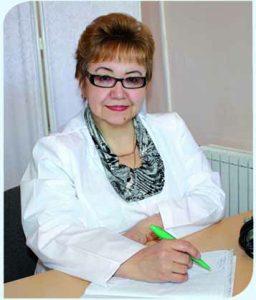 Людмила Токарева