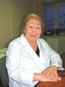 Зинаида Дмитриевна