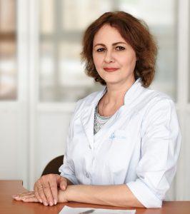 Томская Оксана Иннокентьевна врач ультразвуковой диагностики