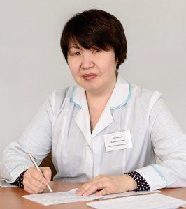 Баланова Оксана Петровна врач-гастроэнтеролог кандидат медицинских наук