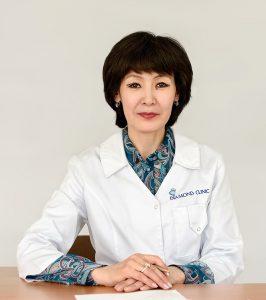 Гурьева Мария Егоровна врач - аллерголог - иммунолог высшая категория