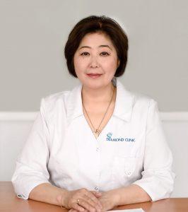 Азарова Людмила Васильевна врач-офтальмолог высшая категория
