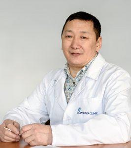 Самсонов Михаил Петрович врач - проктолог высшая категория
