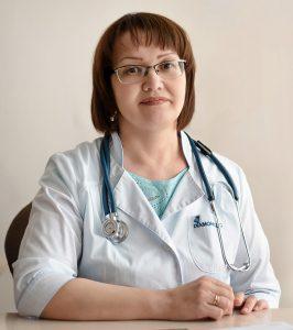 Лотова Сардана Романовна врач - кардиолог