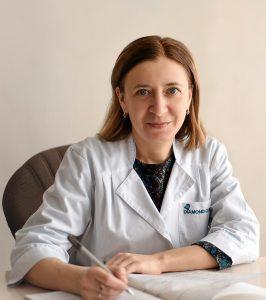 Щиц Ирина Витальевна врач ультразвуковой диагностики высшая категория кандидат медицинских наук