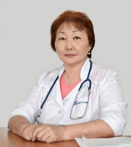 Осипова Тамара Ивановна врач - педиатр высшая категория
