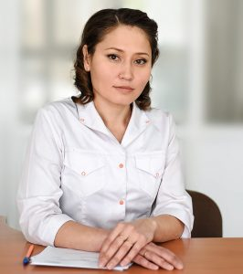 Марковчина Мария Юрьевна врач травматолог-ортопед кандидат медицинских наук