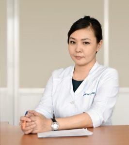 Наумова Анастасия Юрьевна врач - терапевт