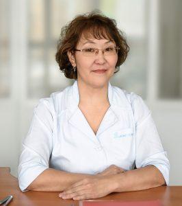Маркова Надежда Владимировна врач - невролог высшая категория