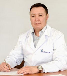 Аргунов Иван Михайлович врач - оториноларинголог высшая категория