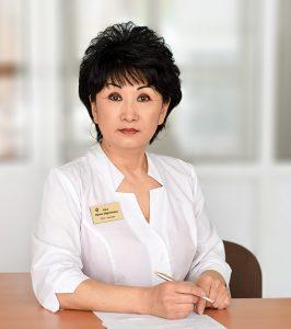Ким Ирина Ефремовна врач - педиатр