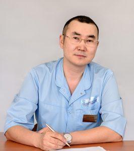 Александров Иннокентий Николаевич врач - оториноларинголог высшая категория кандидат медицинский наук